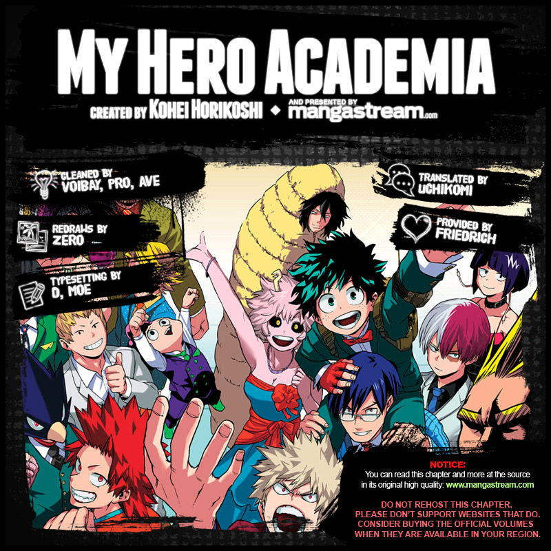 Boku no Hero Academia - chapter 95 - #2