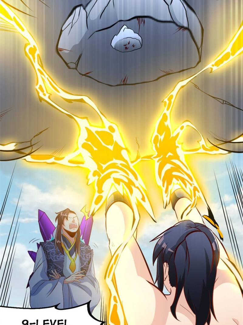 Born To Be A God - chapter 113 - #3