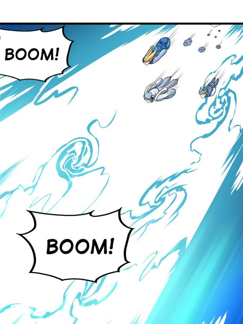 Born To Be A God - chapter 114 - #1