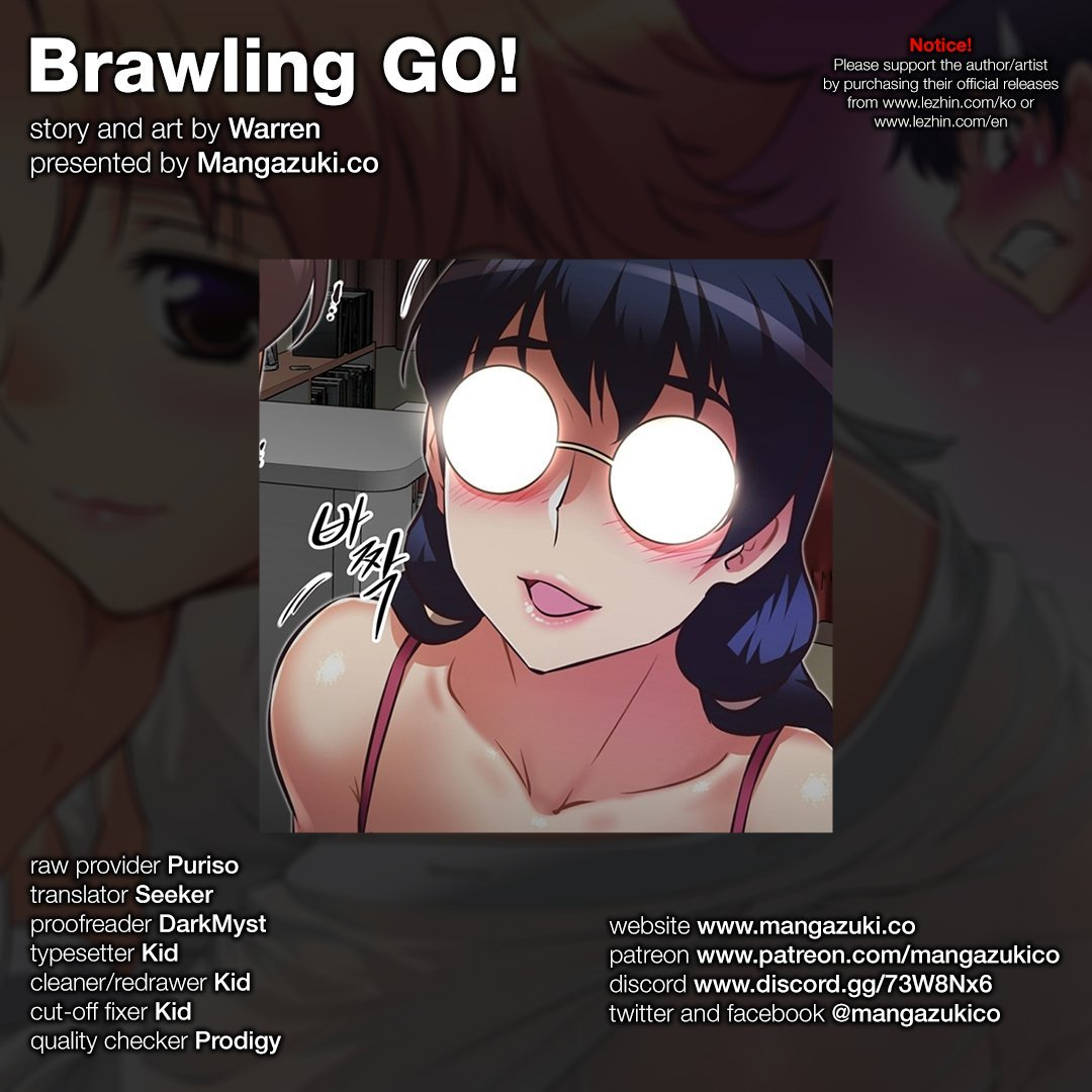 Brawling Go - chapter 108 - #1