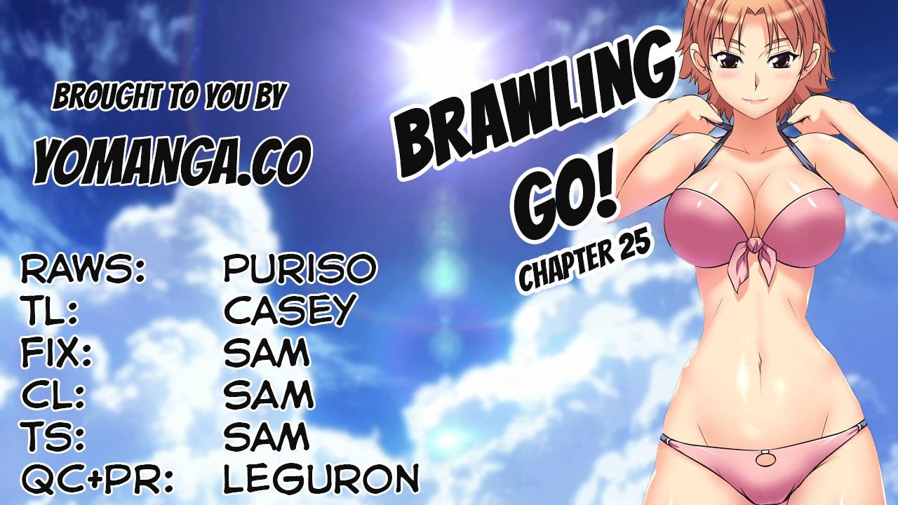 Brawling Go - chapter 25 - #1