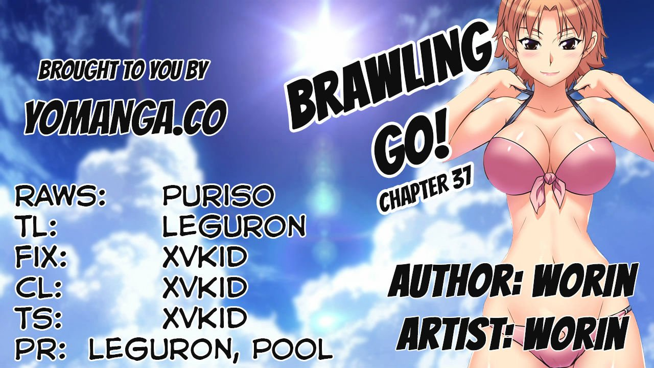 Brawling Go - chapter 37 - #1