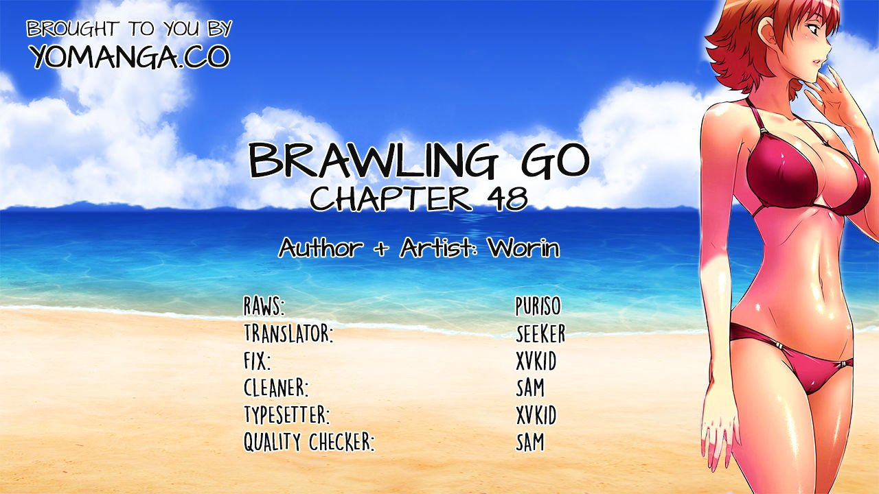 Brawling Go - chapter 48 - #1