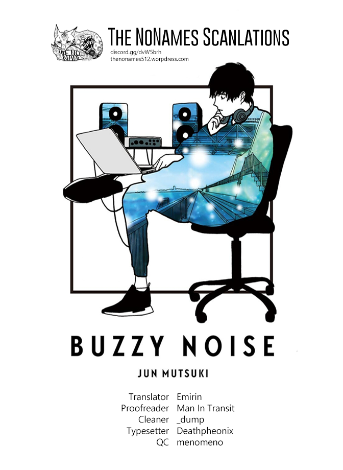 Buzzy Noise - chapter 13 - #1