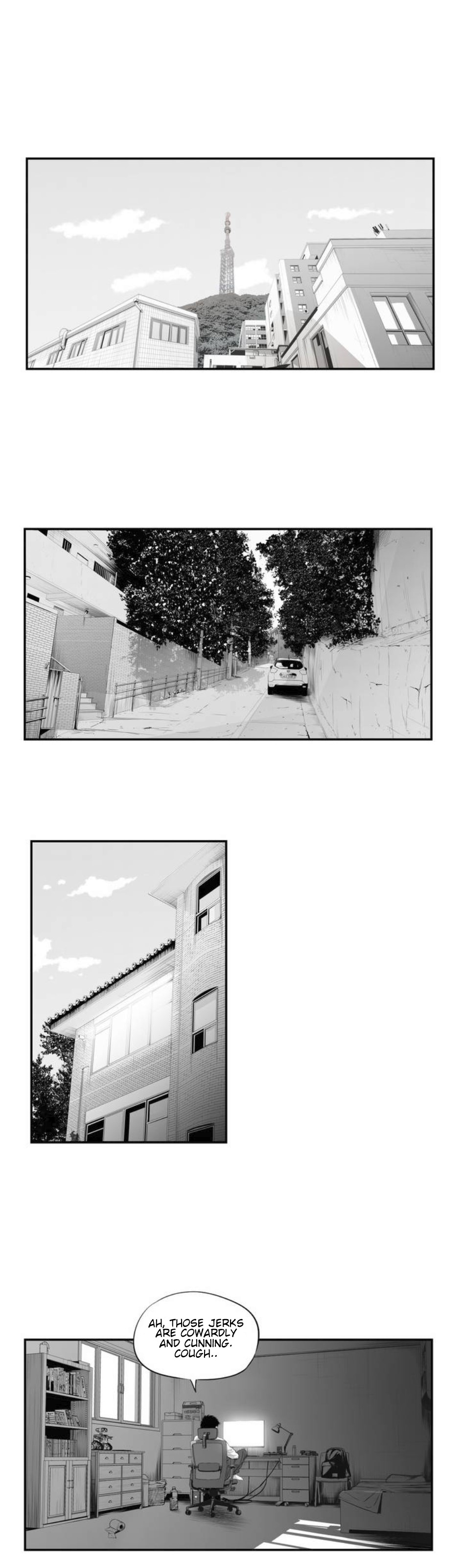 By Myself - chapter 7 - #2
