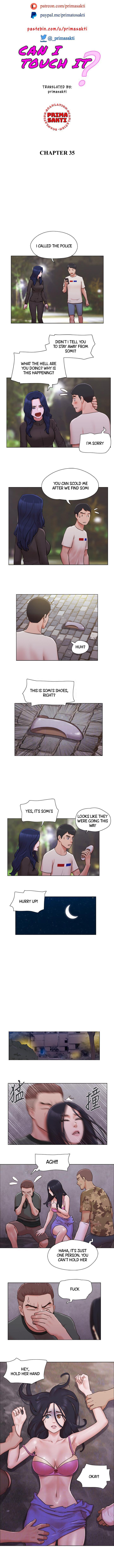 Can I Touch It? - chapter 35 - #2