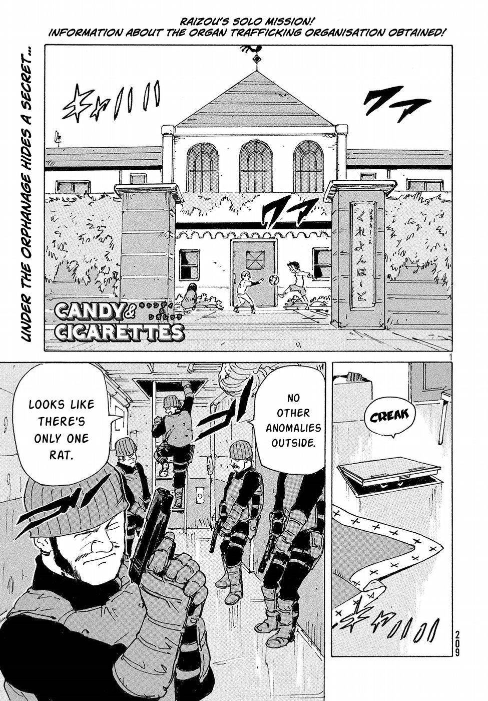 Candy & Cigarettes - chapter 18 - #1