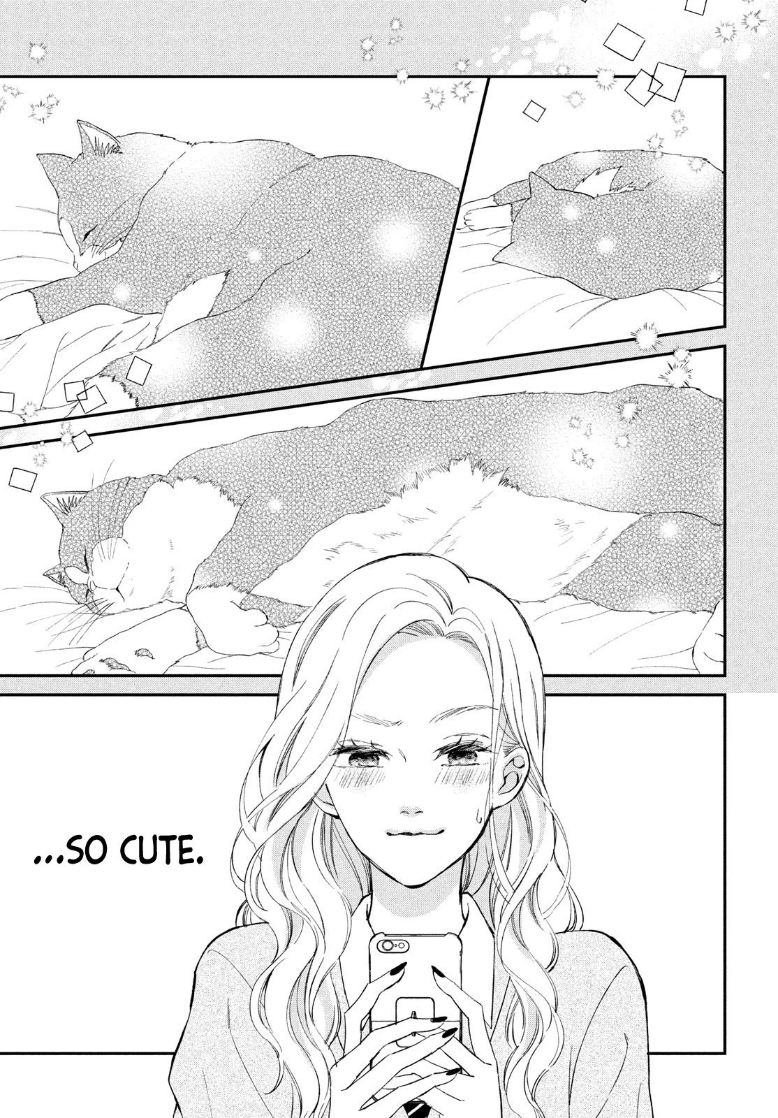 Cat and a Kiss - chapter 5 - #3