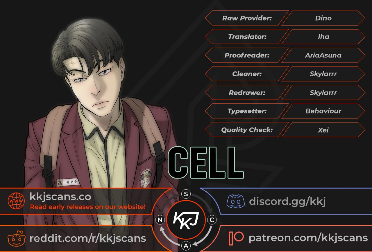 Cell - chapter 10 - #1