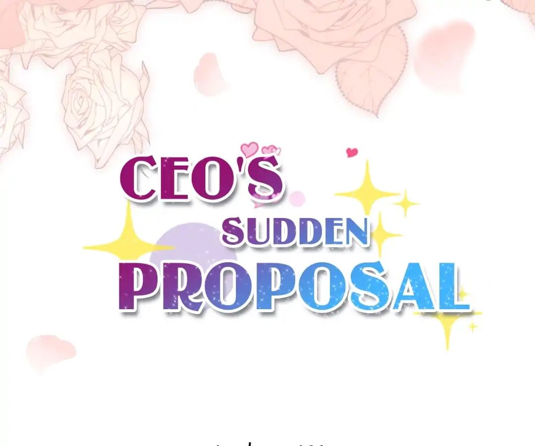 CEO's Sudden Proposal - chapter 20 - #3