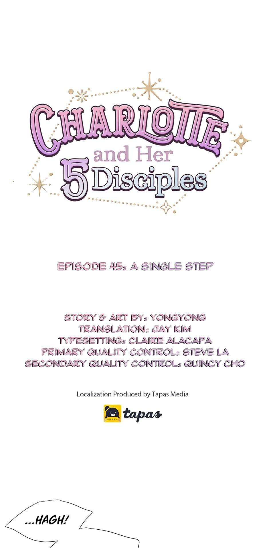 Charlotte Has Five Disciples - chapter 45 - #1