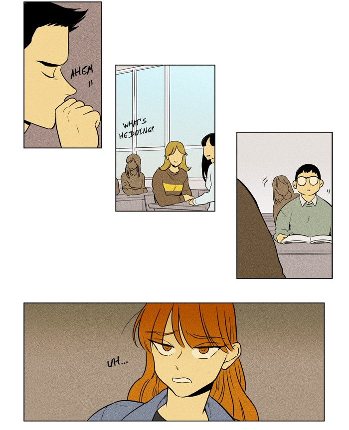 Cheese in the Trap - chapter 227 - #3