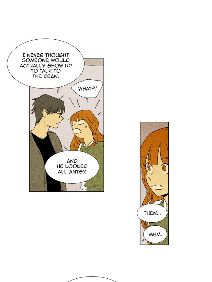 Cheese in the Trap - chapter 242 - #1