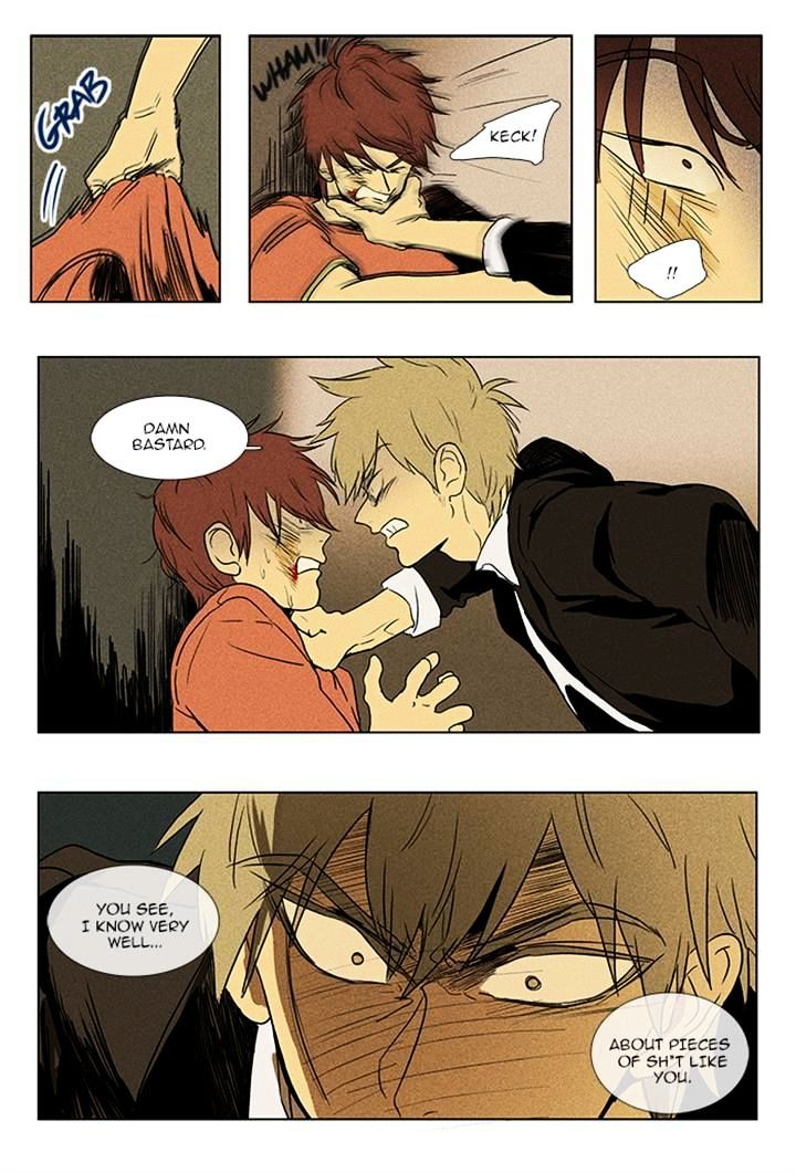 Cheese in the Trap - chapter 87 - #3