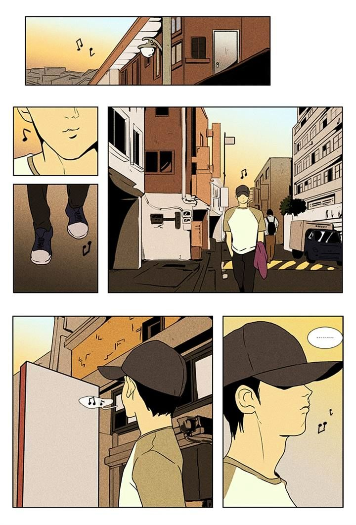 Cheese in the Trap - chapter 89 - #2