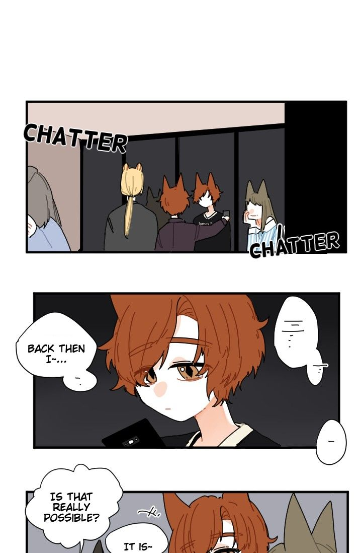 Clover Under Foot - chapter 17 - #1
