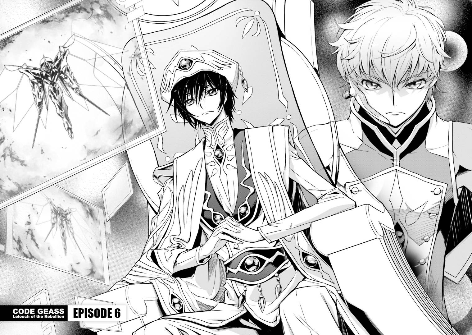 Code Geass: Lelouch of the Rebellion Re - chapter 6 - #3