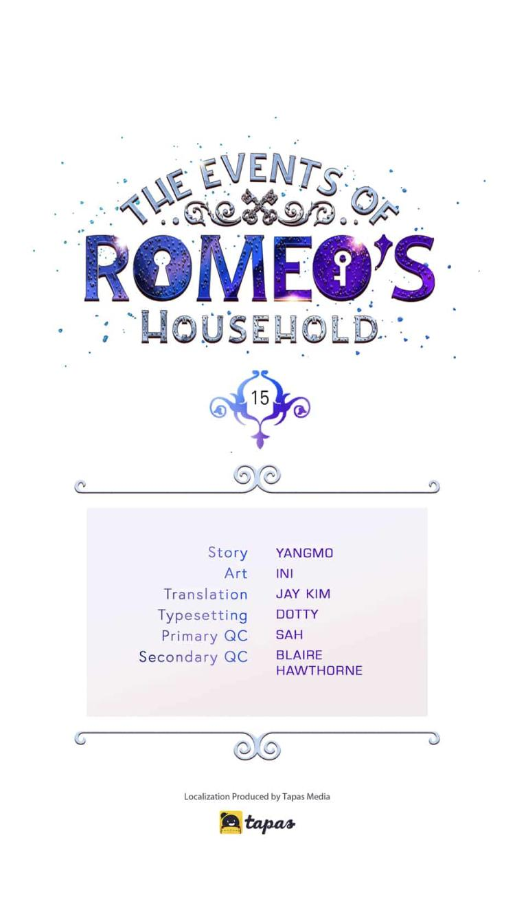 Come On Out, Romeo - chapter 15 - #3