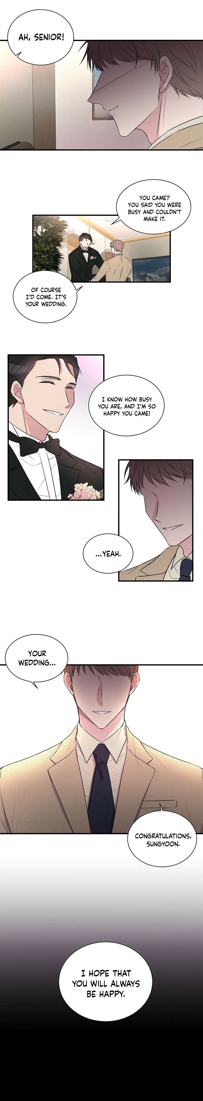 Contract Romance For An Ending - chapter 1 - #3