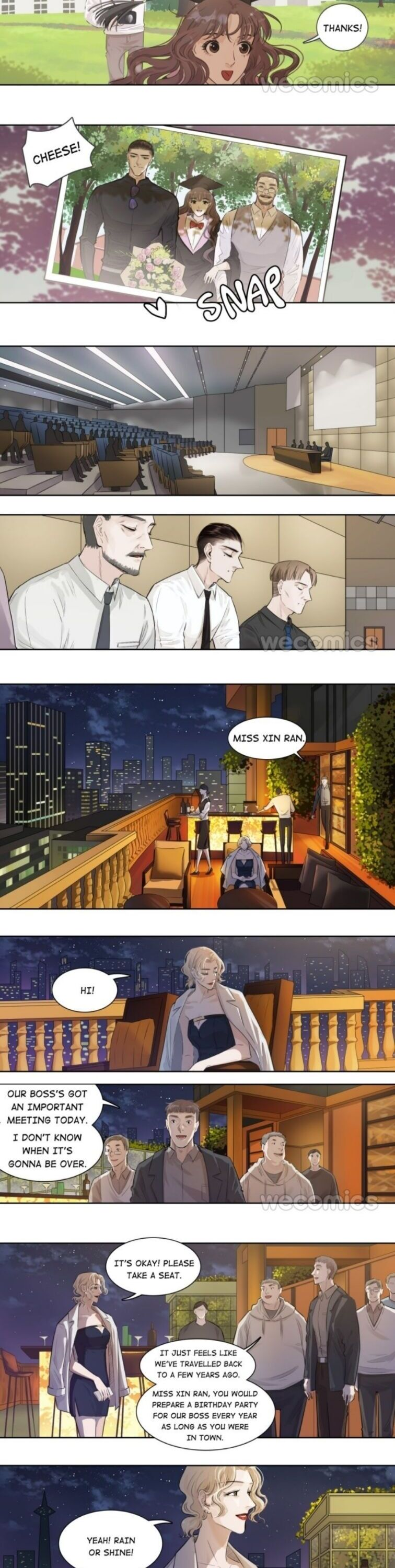 Cotton Candy & Daydreamer - chapter 30 - #3