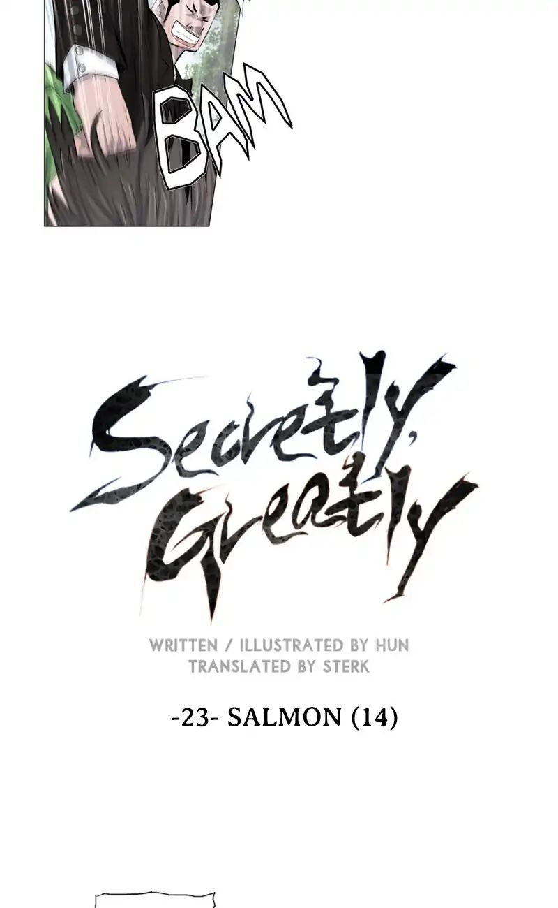 Covertly Gloriously Uniquely - chapter 23 - #2