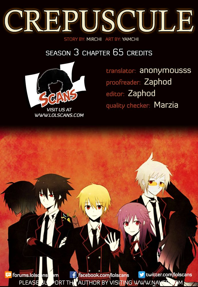 Crepuscule (Yamchi) - chapter 228 - #2