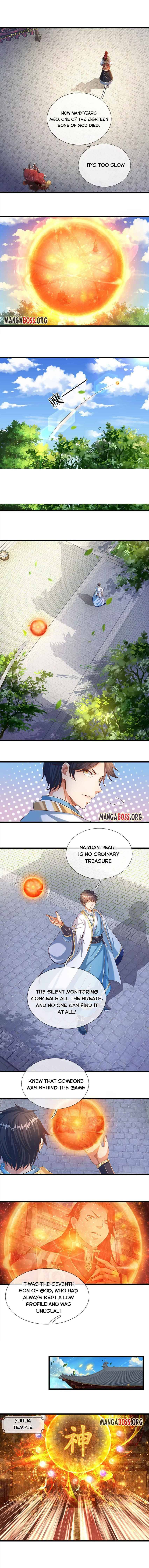 Cultivating the supreme dantian - chapter 53 - #2