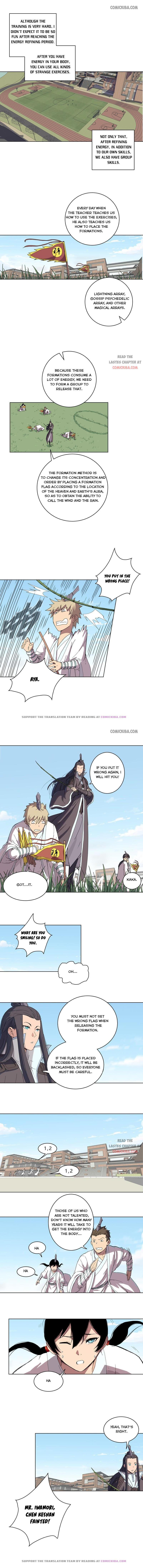 Cultivator Against Hero Society - chapter 40 - #2