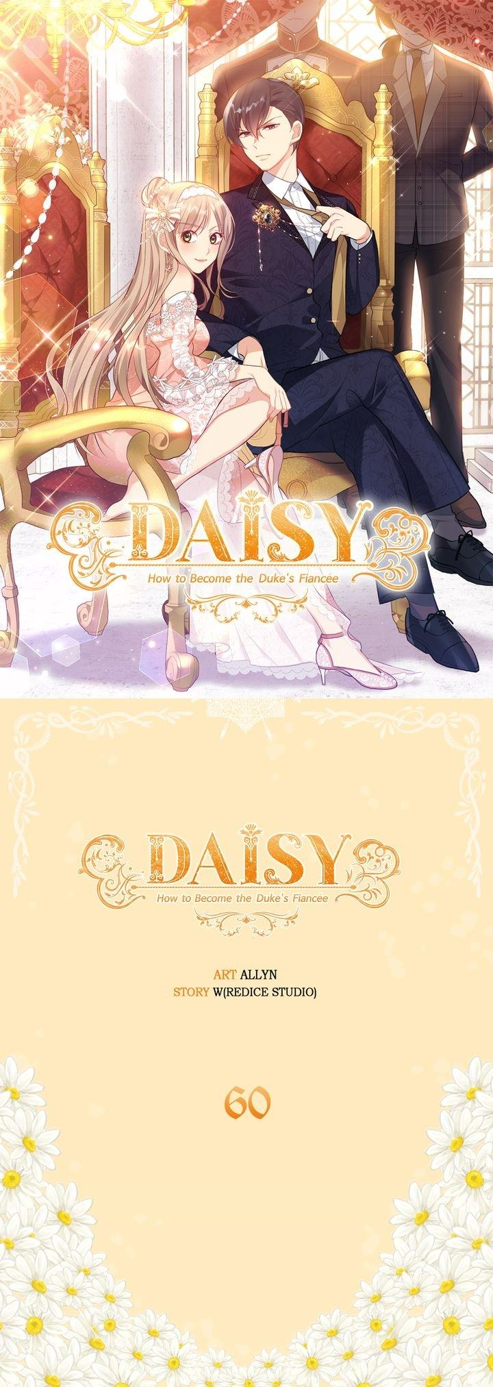 Daisy: How To Become The Duke's Fiancée - chapter 60 - #1