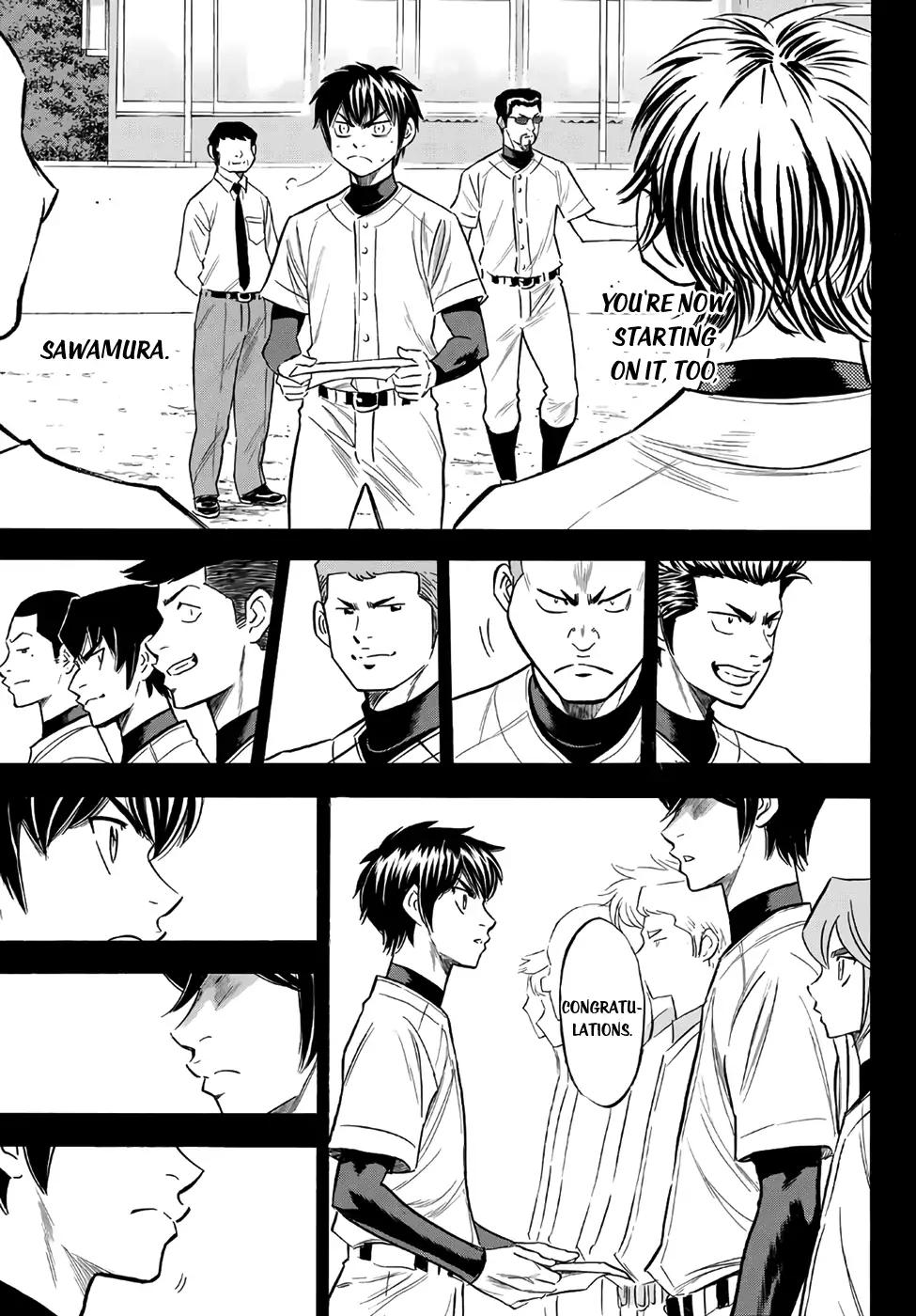 Daiya No A - Act Ii - chapter 142 - #3