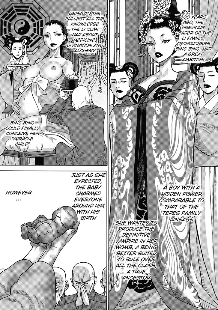 Dance in The Vampire Bund a.s.o. - chapter 14 - #1