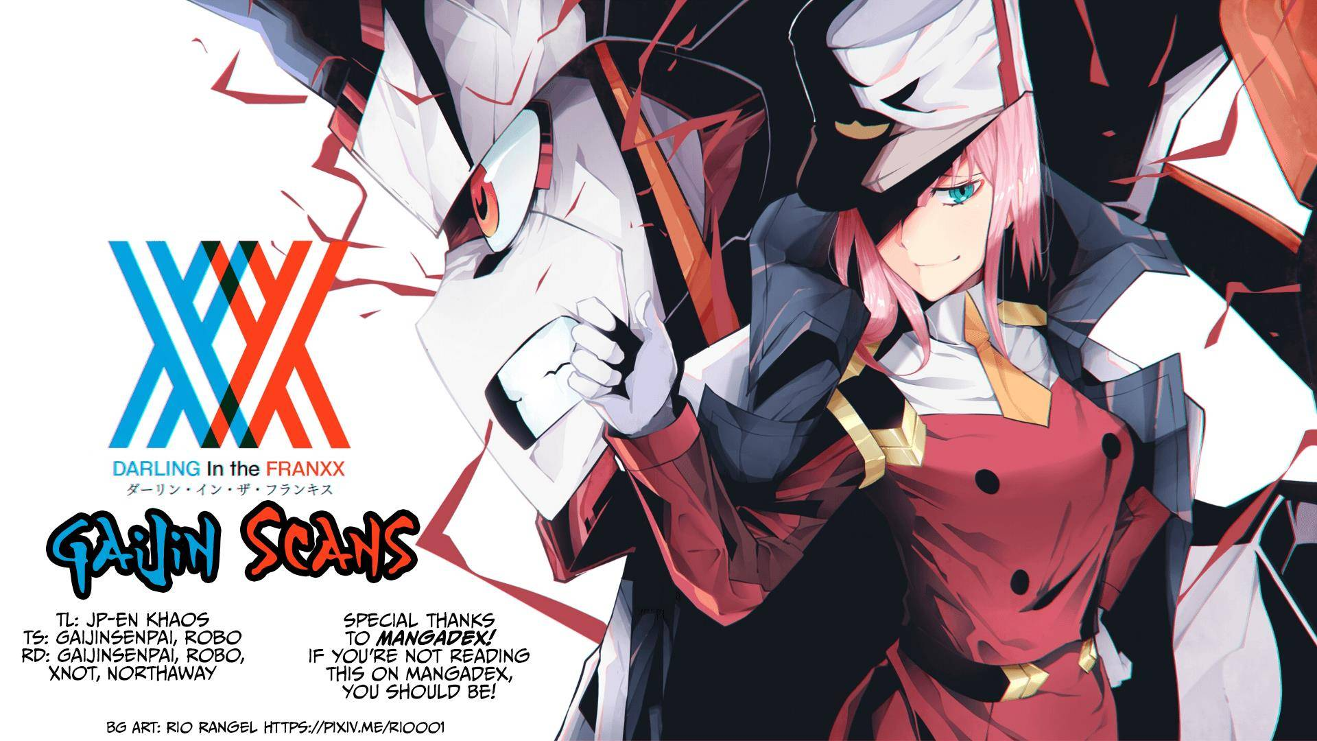 DARLING in the FRANXX - chapter 17 - #1