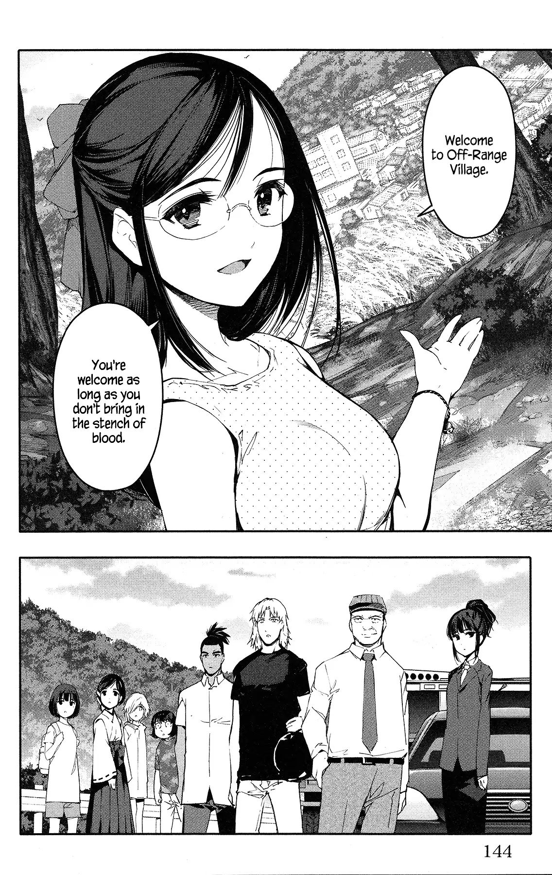 Darwin's Game - chapter 56 - #2