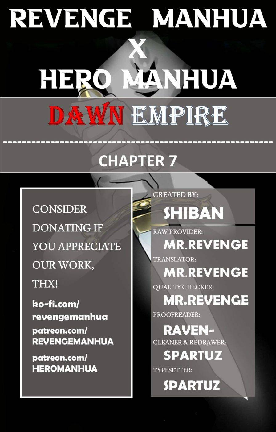 Dawn Empire - chapter 7 - #1