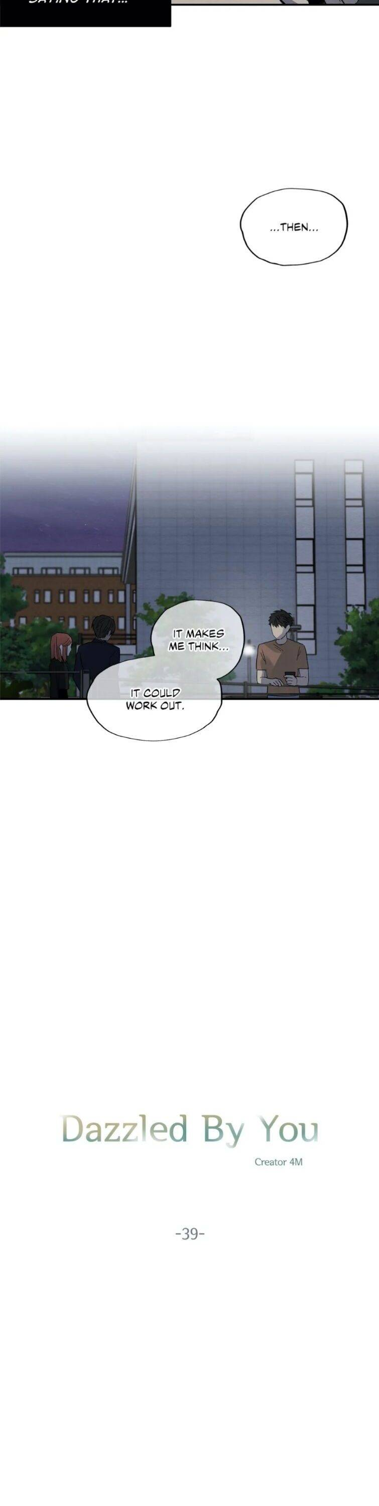 Dazzled By You - chapter 39 - #3