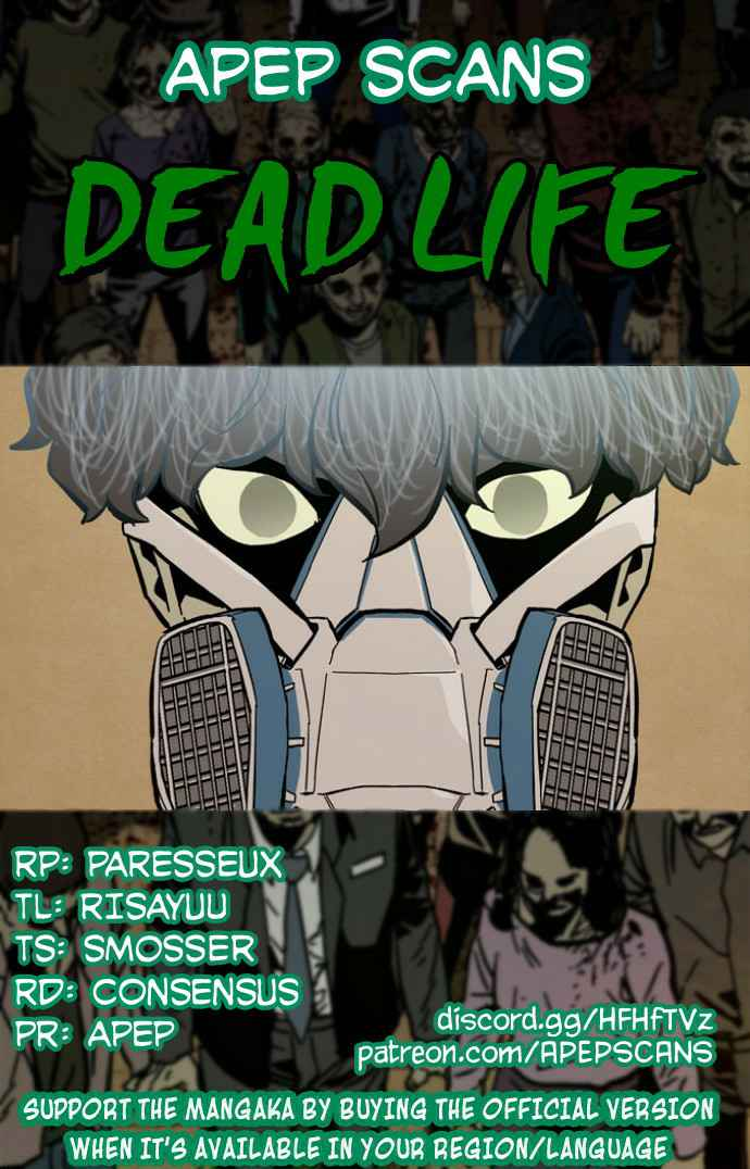 Dead Life - chapter 31 - #1