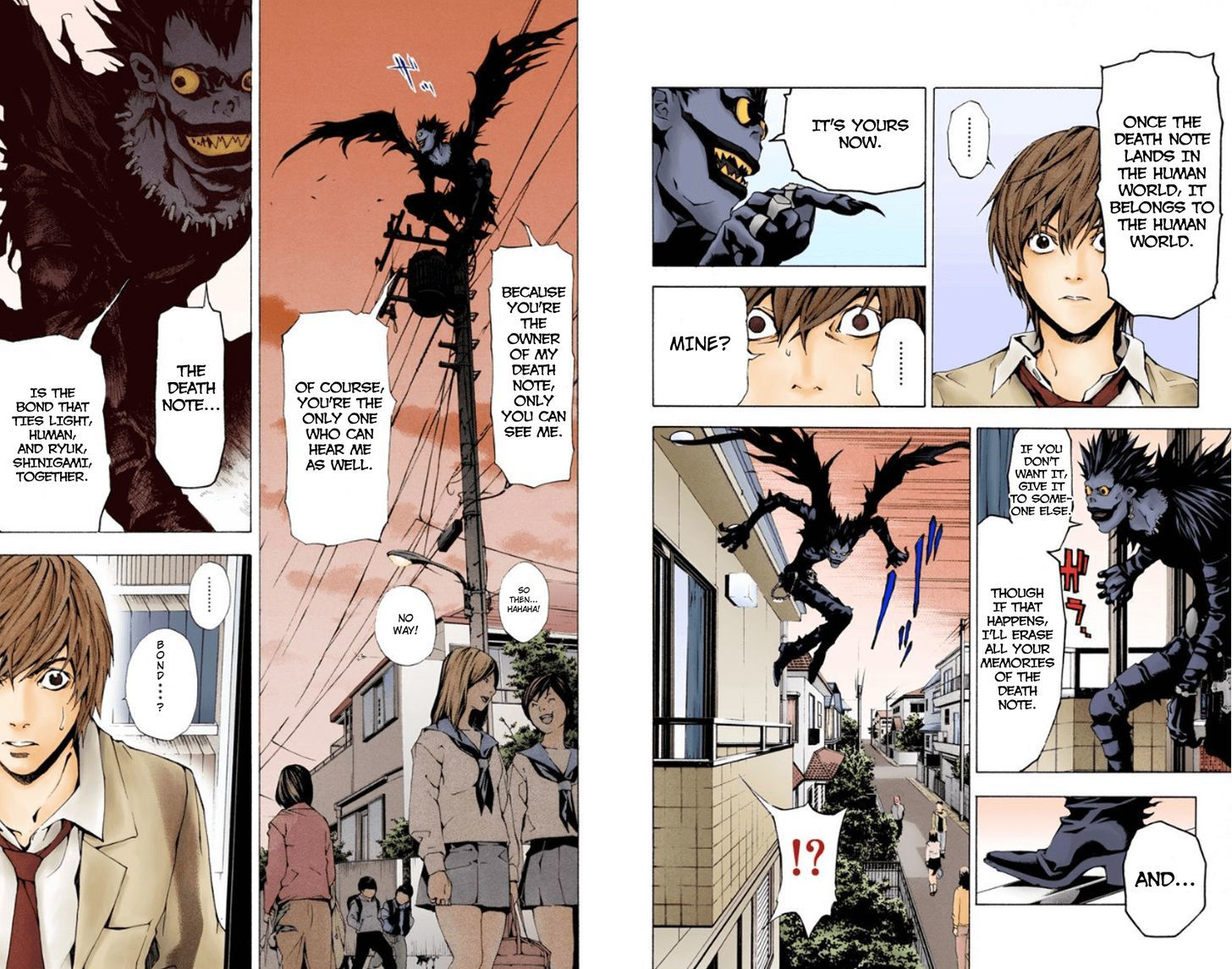 Death Note - chapter 1.1 - #11