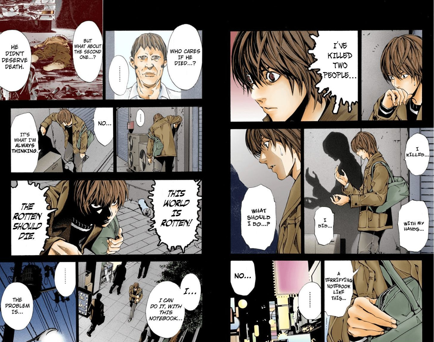 Death Note - chapter 1.1 - #21