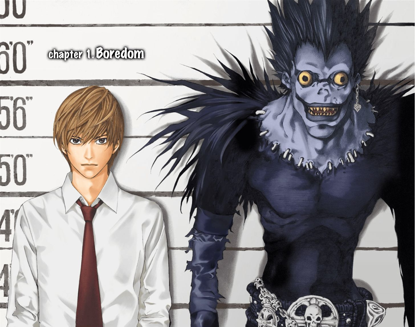 Death Note - chapter 1.1 - #3