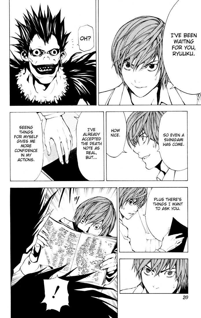 Death Note - chapter 1 - #18