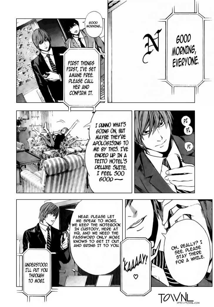 Death Note - chapter 100 - #13