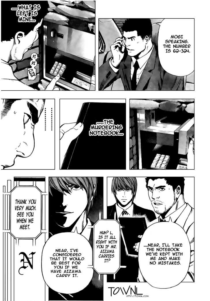 Death Note - chapter 100 - #14