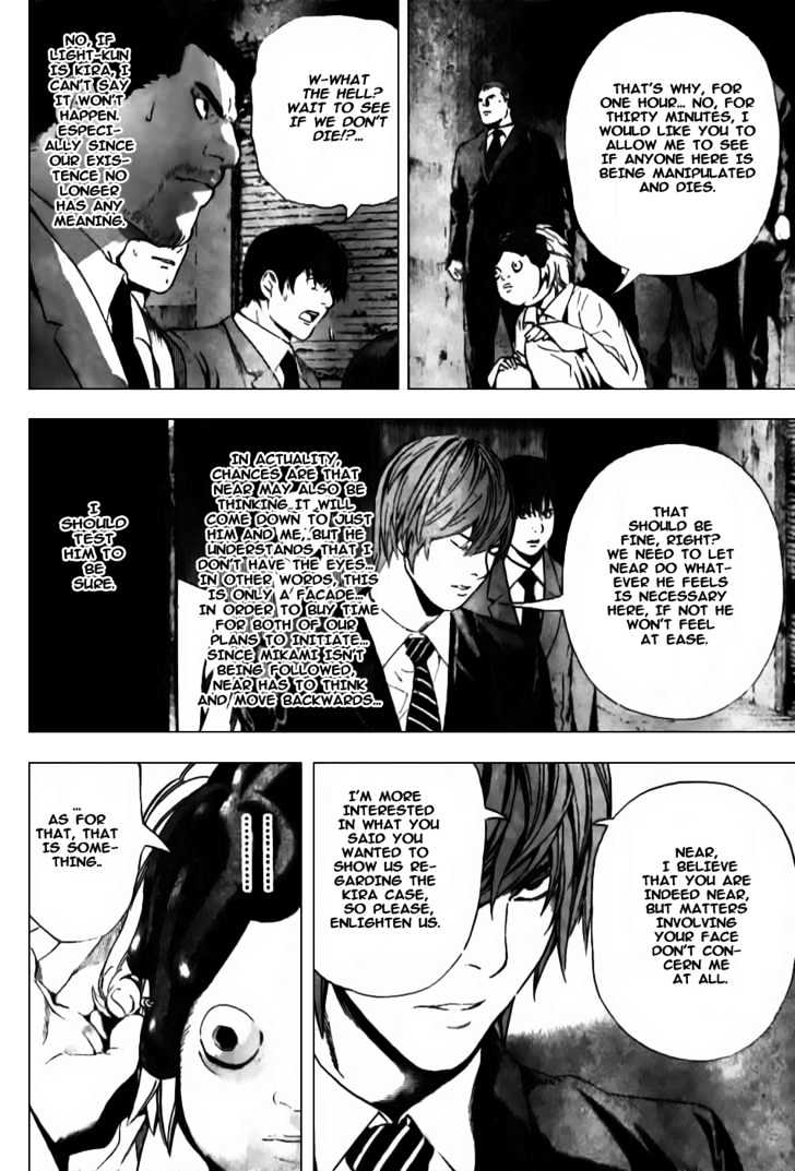 Death Note - chapter 101 - #6