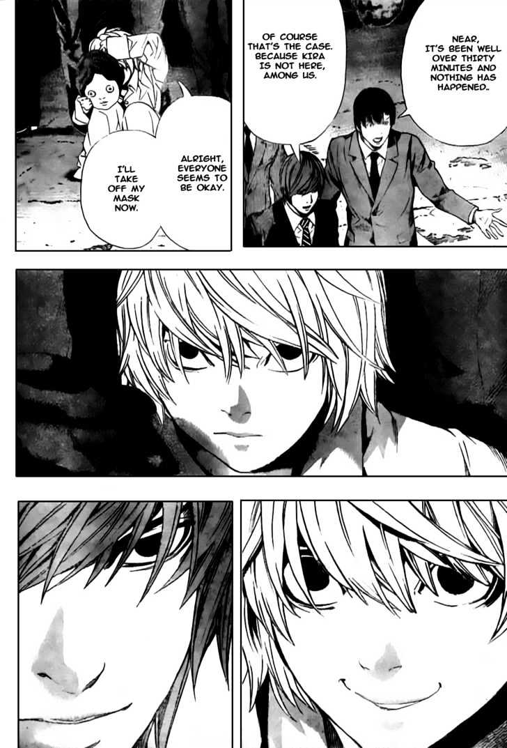 Death Note - chapter 101 - #8