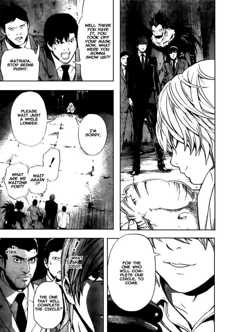 Death Note - chapter 101 - #9