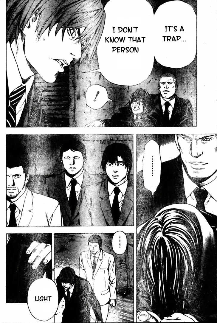 Death Note - chapter 103 - #10