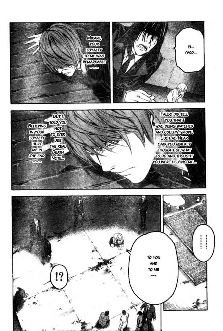 Death Note - chapter 104 - #10