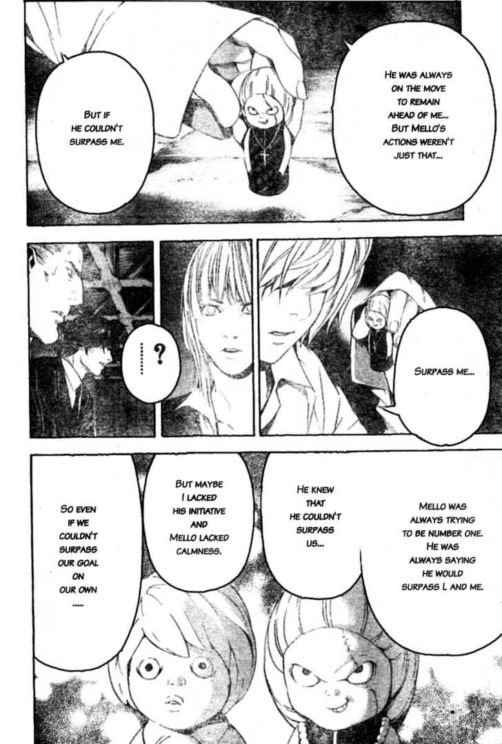 Death Note - chapter 104 - #14