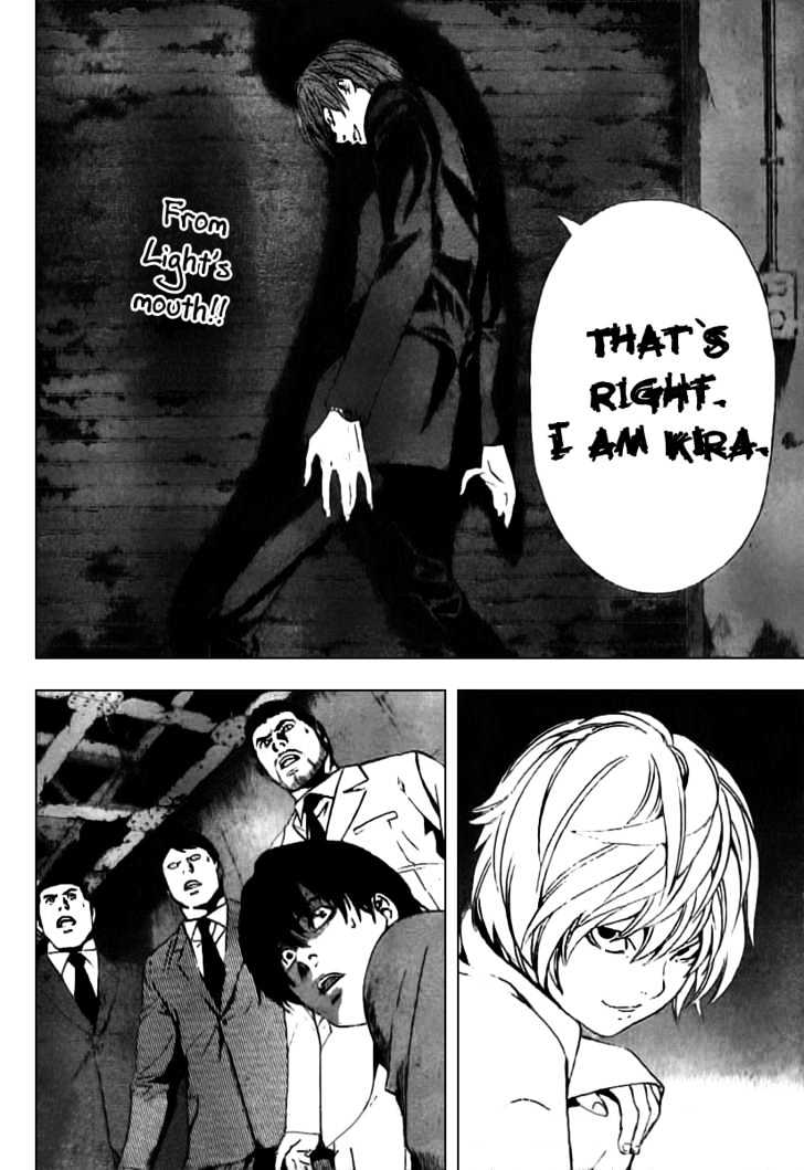 Death Note - chapter 105 - #3