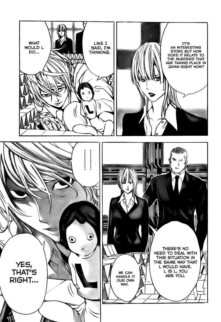 Death Note - chapter 109 - #22